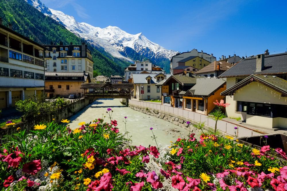 hoch-savoyen Chamonix