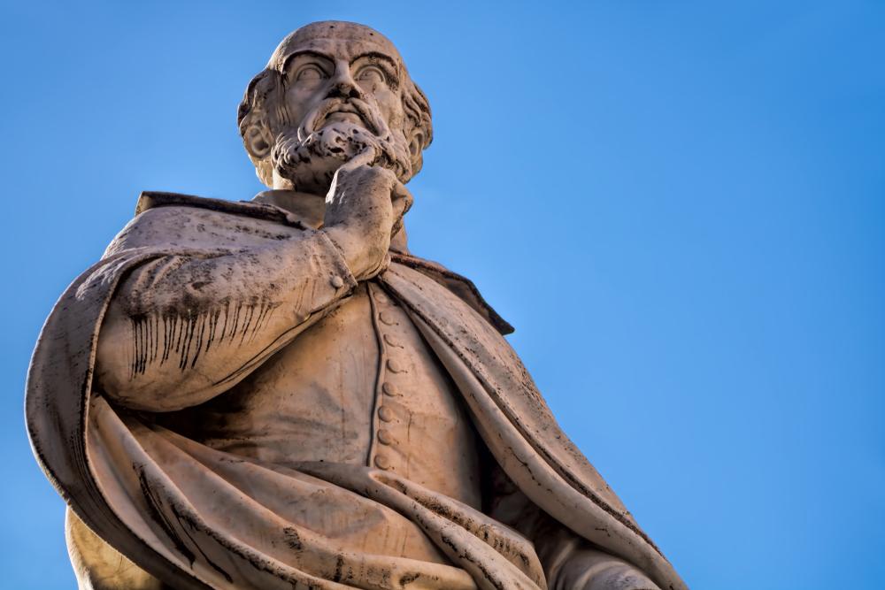 Andrea Palladio statue