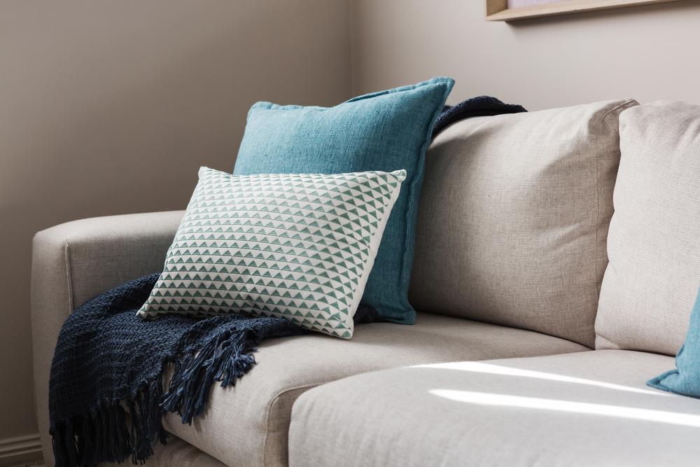 Sofa gemütlich Federung Kauf